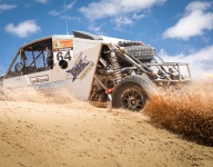 Brabec and Bruce big winners on Sonora Rally Day 4
