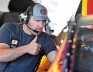 Newman returns to NASCAR garage at Phoenix