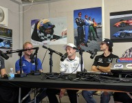 Live at Monterey 2019 with IndyCar rookies