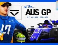 Norris, Vergne join Esports racers in 'Not the Australian Grand Prix'