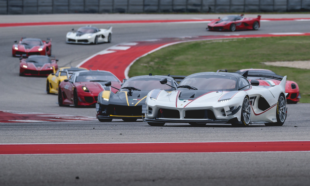 Ferrari Racing Days To Feature Live Streaming For Ferrari Challenge Racer