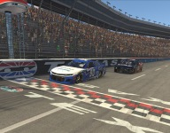 Labbe wins his way into eNASCAR iRacing Pro Series Invitational