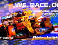 F1 replaces postponed races with Virtual Grand Prix series