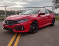 SportsCar magazine test drive: Honda Civic Si