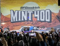 McMillin and Sims hit paydirt at Mint 400