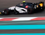Pedro Piquet leads first Bahrain F2 test