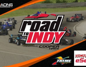 Live stream: Ricmotech Road to Indy iRacing eSeries Round 1