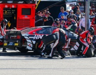 NASCAR hits three for ACS lug nut violations