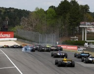 Field grows for Barber round of IndyCar iRacing Challenge