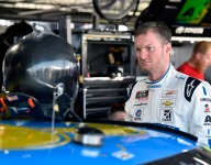 Earnhardt Jr invited into Saturday's IndyCar iRacing at MIS