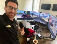 Sim racing rigs: What are the IndyCar pros using?