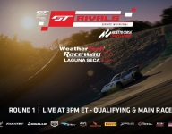 Replay: GT Rivals Esports Round 1 at Laguna Seca