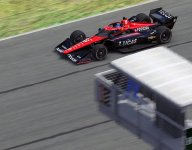 Wickens' drive of the day in iRacing IndyCar Challenge