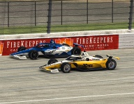 IndyCar iRacing set for first oval challenge at Michigan