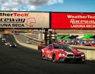 Spengler wins again in IMSA iRacing at Laguna Seca