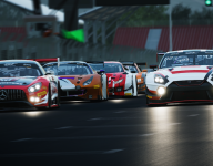 Heitkotter dominates SRO GT Rivals Esports race at Paul Ricard