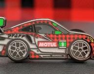RACER Sweepstakes: Leen Customs Motul Pfaff Porsche GT3 Pins