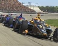 Replay: IndyCar iRacing Challenge, Indianapolis