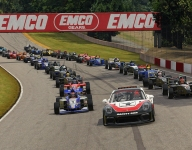 Eves wins at virtual Mid-Ohio, Denes clinches RTI eSeries title