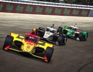 Replay: Michigan IndyCar iRacing