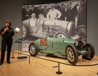 Virtual Tour: Legends of Speed exhibit and personal insight from co-curator Lyn St. James