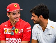 Sainz signs two-year deal at Ferrari in place of Vettel