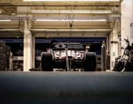 IndyCar teams return to work