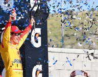 Logano to co-host Planet Fitness 'Home Work-In'