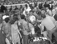 50 years on, Unser to receive Baby Borg for first Indy win