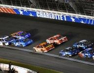 NASCAR sets stage lengths for Charlotte and Darlington