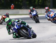 Beaubier social distances himself with two MotoAmerica wins at Road America