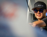 Larson savors first WoO win since CGR split