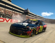 Byron surges to Pro Invitational win at virtual Dover