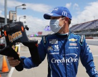 Top-10 finish in Cup Series return a 'big success' says Kenseth