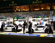 IMSA Porsches withdrawn from Le Mans