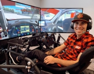 Wickens gets virtual Pfaff Plaid Porsche for IMSA iRacing series