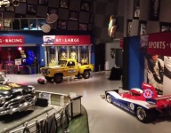 Take a virtual preview of the Motorsports Hall of Fame Museum