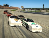 Penske teammates battle in iRacing duels for charity