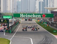China undecided on second GP after F1 request