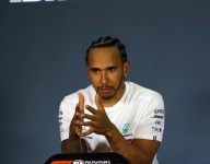 Hamilton 'sad and disappointed' at Ecclestone comments