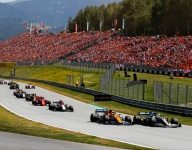 'Full winter' before fans back to F1