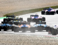 F1 midfield 'tighter than ever' - Brown
