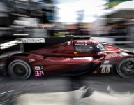 Same colors, new territory for Mazda Motorsports