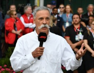 Carey contributes $1m to new F1 diversity foundation
