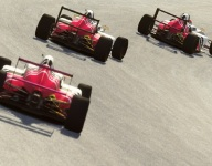 Guindi doubles up at Spa Skip Barber eRaces