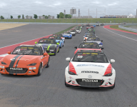 Mazda MX-5 Esports Super Series goes international