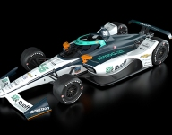 AMSP reveals Alonso Indy 500 livery