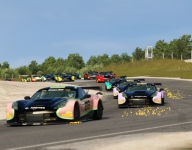 Hurley, Kicera are virtual Bridgehampton Trans Am Esports winners