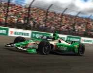 Kanaan back in 7-Eleven colors for Texas