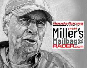 Robin Miller's Mailbag for January 27, presented by Honda Racing / HPD